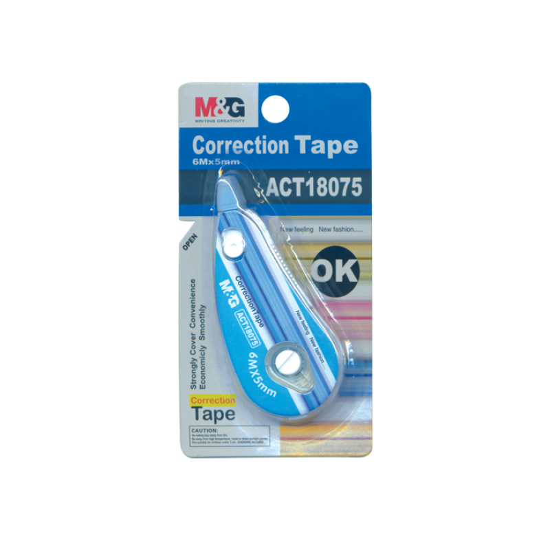 M&G Dual Angle Head Correction Tape