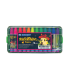 Buncho 12 Colors Fluorescent Crayon